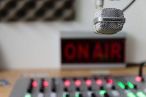 On Air Radio station