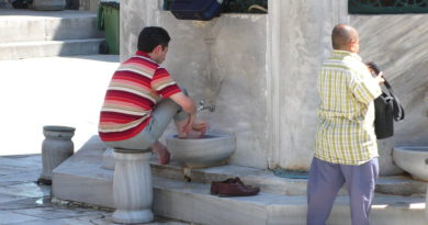 How to Wudhoo (Ablution)?