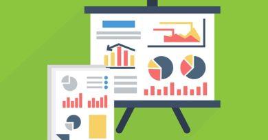 charts and presentation